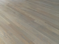 White Oak with Monocaot Silver Grey Oil