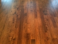 """Solid 4"""" Hickory/Pecan"""