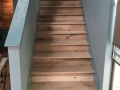 new Oak stairs